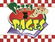Pizza & Pages logo
