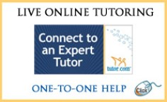 Connect to an Expert Tutor - tutor.com