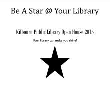 Be A Star @ Your Library